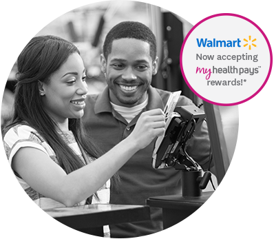 Walmart will be accepting My Health Pays rewards starting 1/1!